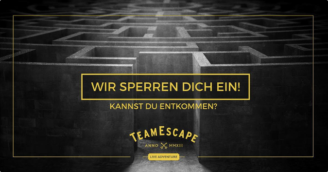 Team Escape Tickets Funke Ticket Hamburg