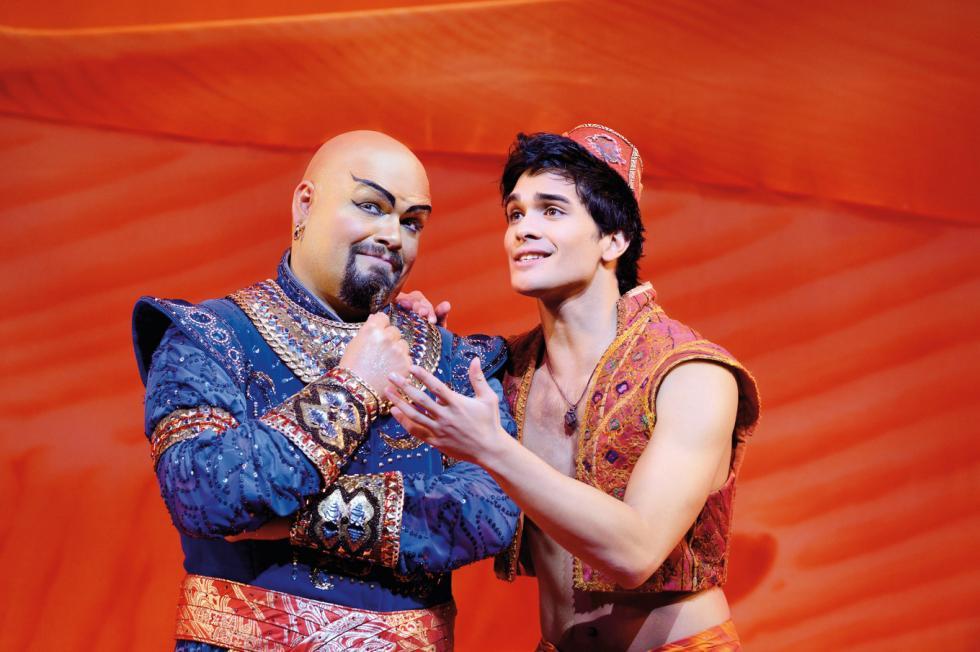 Aladdin Hamburg Dauer