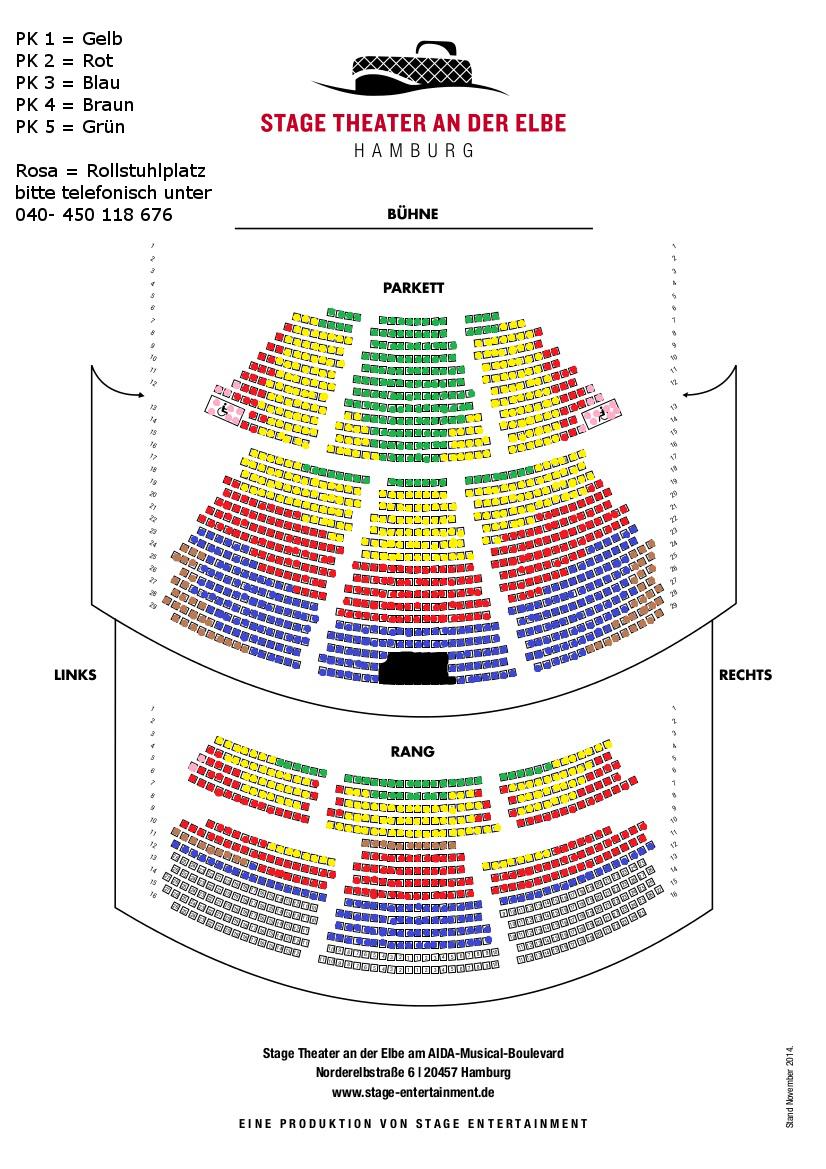 stage theater hamburg plätze