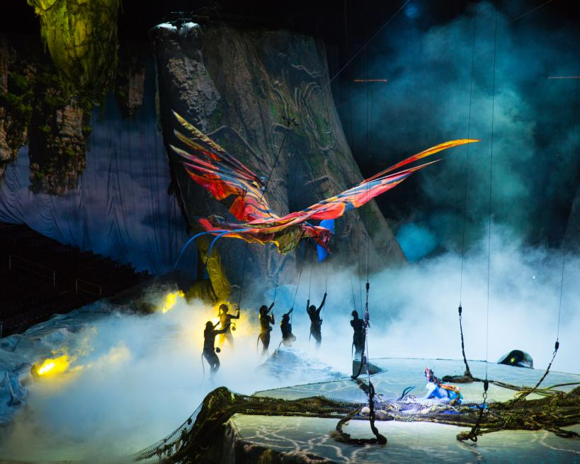 Cirque Du Soleil Tickets Funke Ticket Hamburg