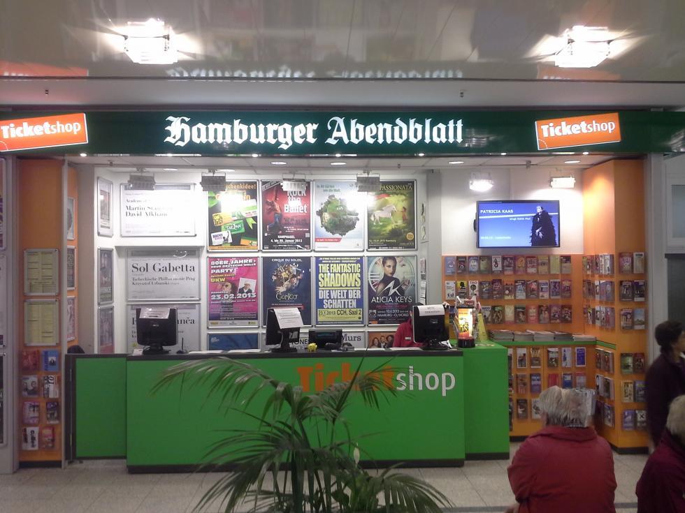 Ticket Center Hamburg